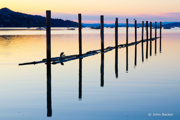 """SunriseSausalito"" by John Becker"