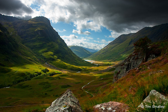 """Glen Coe"" by Tim Smalley"