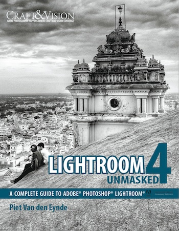 Lightroom 4 Unmasked