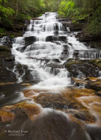 Minnehaha Falls, GA, USA