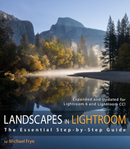 Landscapes in Lightroom