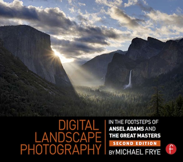 Digital Landscape Photography Cover - 2nd Edition